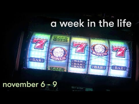 VEGAS, BABY! A WEEK IN THE LIFE // NOV 6-9 | chelsea wears