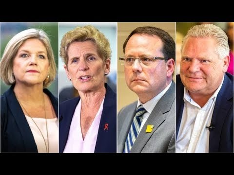 Q&A What are the polls saying about the Ontario election and are they reliable?