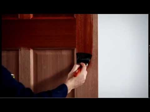 How to STAIN & VARNISH TIMBER