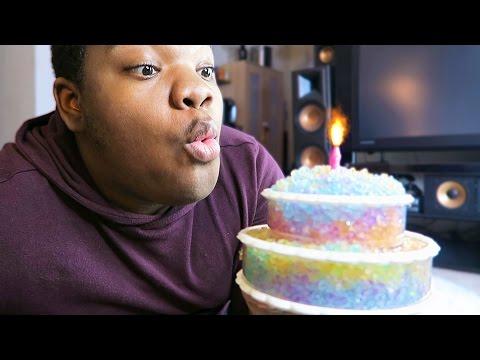 DIY ORBEEZ BIRTHDAY CAKE!