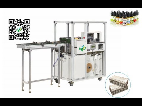 automatic opp film and paper strapping banding machine for chubby gorilla