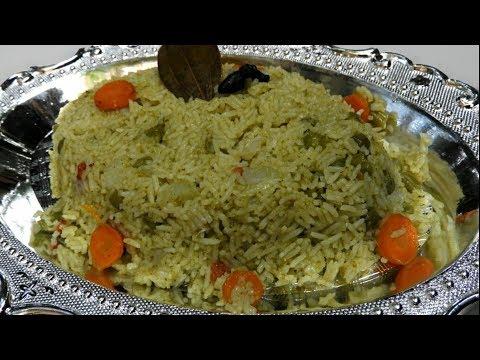 Vegetable Pulao Recipe in Kannada | ವೆಜಿಟೆಬಲ್ ಪುಲಾವ್ | palav in Kannada | Rekha Aduge