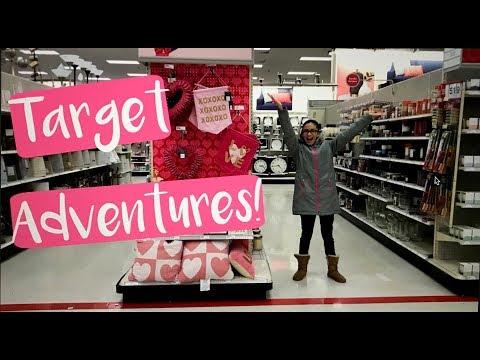 Target Adventures!