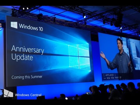 How to get Windows 10 Anniversary Update Manually