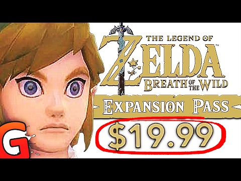 Should YOU get the Breath of the Wild Expansion Pass? | DLC Confirmed