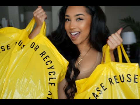 GIRL I SPENT $400 IN FOREVER21(Clothing Haul) | TheAnayal8ter