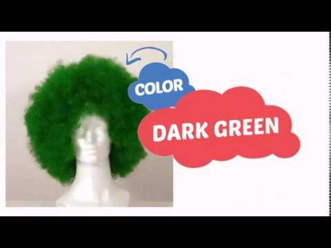 Afro Clown Wig - ClownAntics.com