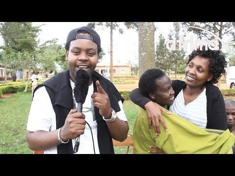 Xxx Mp4 Byari Ibyishimo Namarira Ubwo Sifa Yahuraga Na Mama We Yabuze Nyuma Yimyaka 25 Afrimax TV Yabahuje 3gp Sex