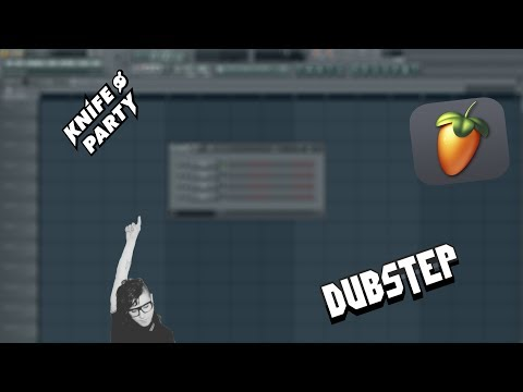 How To Make Dubstep In 15 Minutes [Fl Studio For Beginners] Srillex, Zomboy,  Borgore tutorial