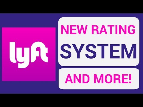 New Lyft Rating System And Phone Support Coming Soon!