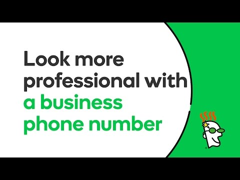 Get a Second Phone Number for Your Business | GoDaddy