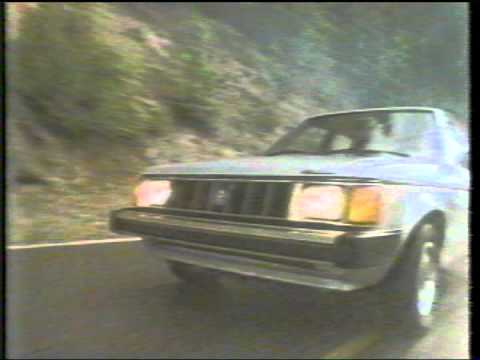 1984 Dodge OMNI Plymouth HORIZON Commercial