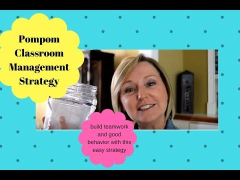 Positive Preschool classroom management