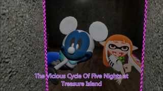 Five Nights At Treasure Island By Fe Ward