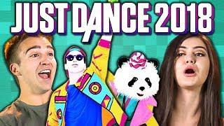 JUST DANCE 2018 (React: Gaming)