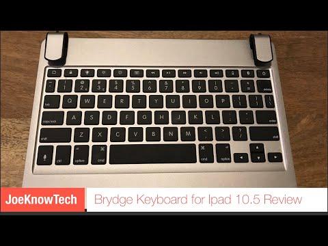 Brydge Keyboard Ipad Pro 10.5 Review