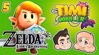 The Legend of Zelda: Link's Awakening - ЧАСТЬ #5: Босу Файту! | Time Wobblers