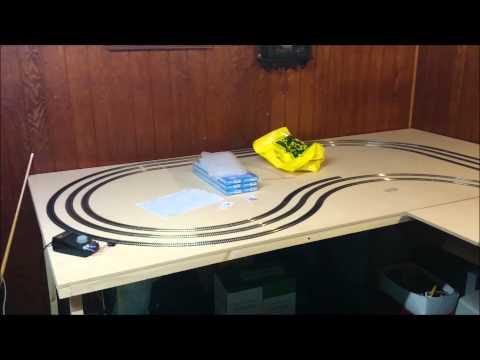 Weekend Engineering 1 - Building a new OO/HO model railway layout