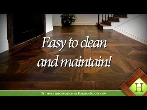 Hardwood vs Tile or Carpet - Harman Hardwood Flooring