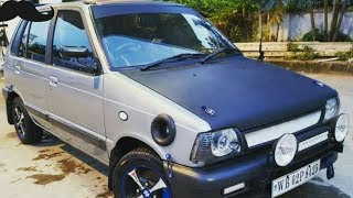 Download TOP 10 Maruti 800 Modified|In India 2019|DRL Projectorlamp|wrapping Video