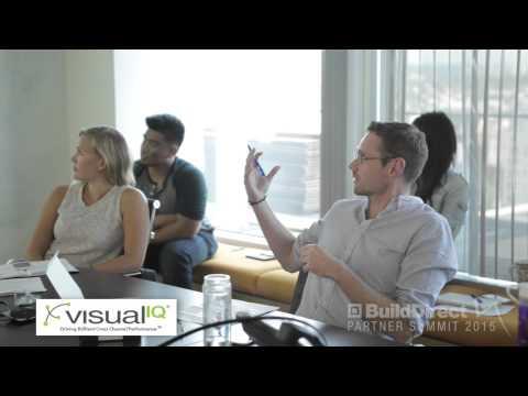 Visual IQ | BuildDirect Partner Summit 2015 Sponsor