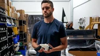 3D-printed gun activist Cody Wilson charged with sexual assault of a minor
