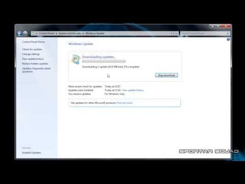 Windows 7: How to Change Language