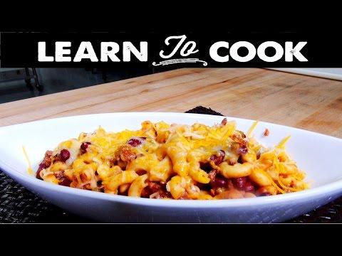 How to Make Chili Mac