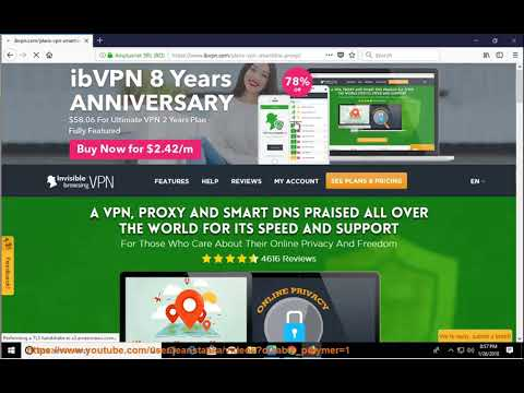 ibVPN Ultimated VPN 78% OFF discount