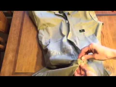Natural Workwear   Mens Long Sleeve Basic Blended Work Coverall Review
