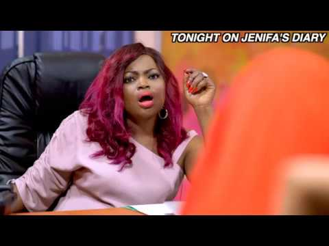 Jenifa's diary Season 10 Episode 6 - showing tonight on AIT (ch 253 on DTSV), 7.30pm