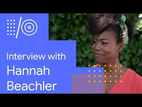I/O '18 Guide - Interview with Hannah Beachler