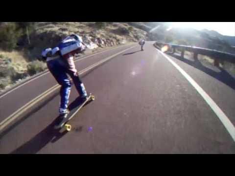 Mt. Lemmon Downhill Skate