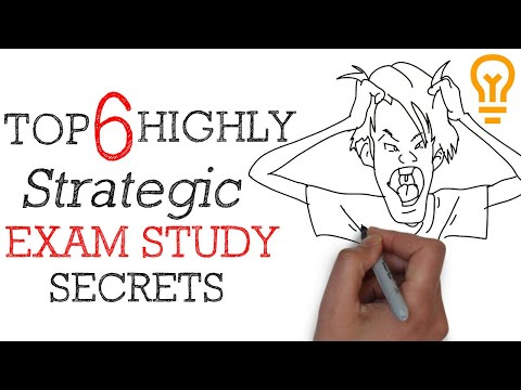How to Study for Exams - Top 6 Steps for Strategic Exam Preparation Like a Genius