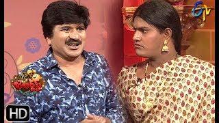 Rocket Raghava Performance | Jabardasth | 8th August 2019   | ETV  Telugu