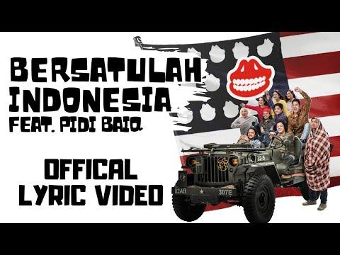 The Panasdalam Bank Bersatulah Indonesia ( Pidi Baiq)