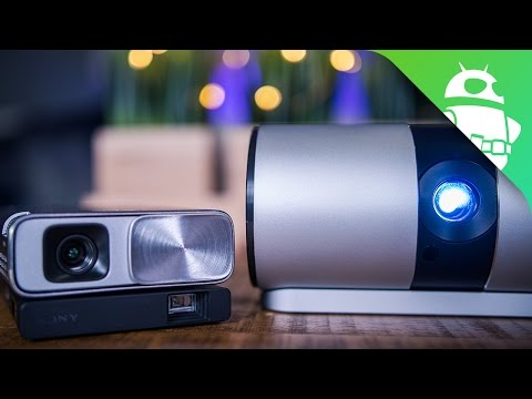 Best Portable Projectors of 2016!