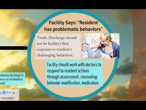 Nursing Home Transfer and Discharge Procedures