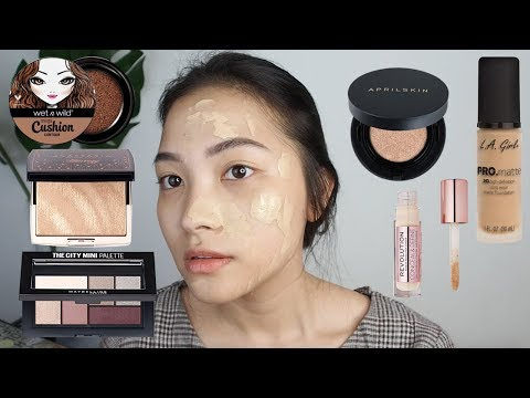 NYOBAIN MAKEUP BARU // LA GIRL, APRIL SKIN, ABH, MORPHE