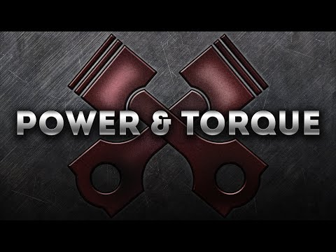 Power & Torque: Acceleration Exposed