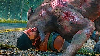 DAYS GONE - NEW Survival Trailer (2019) Zombie Game