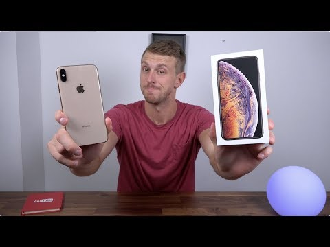 iPhone Xs Max Impressions After 1 Week: I Needed A Replacement!
