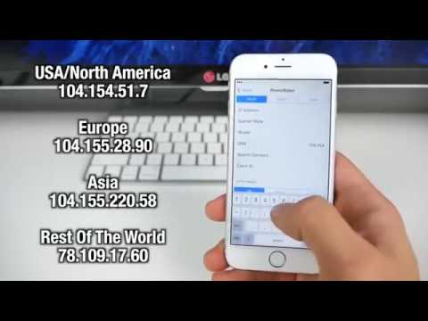Unlock icloud on All iphones and all ios   icloud DNS bypass