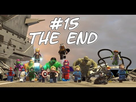 GALACTUS! - LEGO Marvel Super Heroes Univese In Peril - Part 15 Android/Ios(Türkçe)(The End)