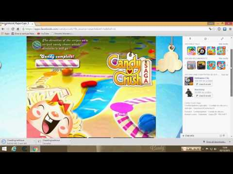 how to hack candy crush saga pe facebook (RO)