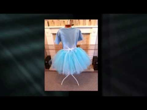Custom Made Alice In Wonderland Inspired Tutu Outfit