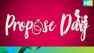 Week of Love   Day to propose