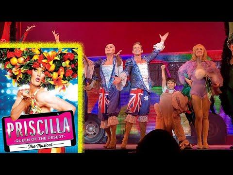 Priscilla Queen of the Desert -- Melbourne Curtain Call 2/7/18 - Regent Theatre