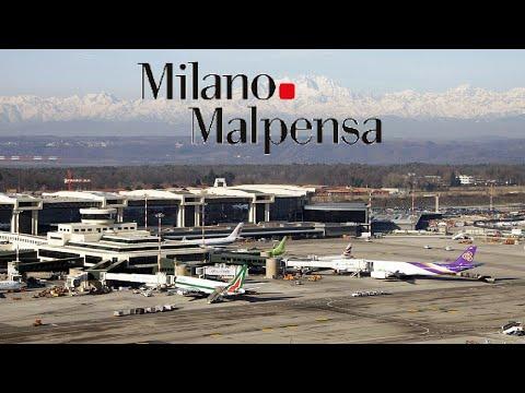 Milan Malpensa Airport   Italy   May 2015