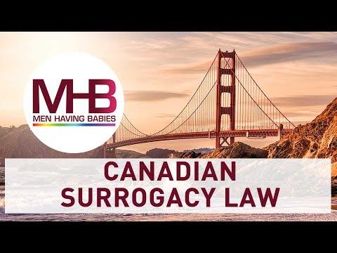Canadian Surrogacy Laws - MHB San Francisco 2017